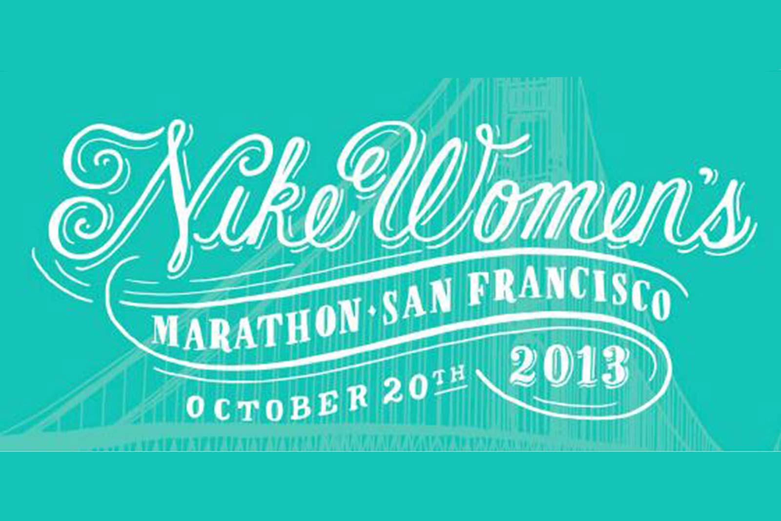 nike womens marathon san francisco 2013