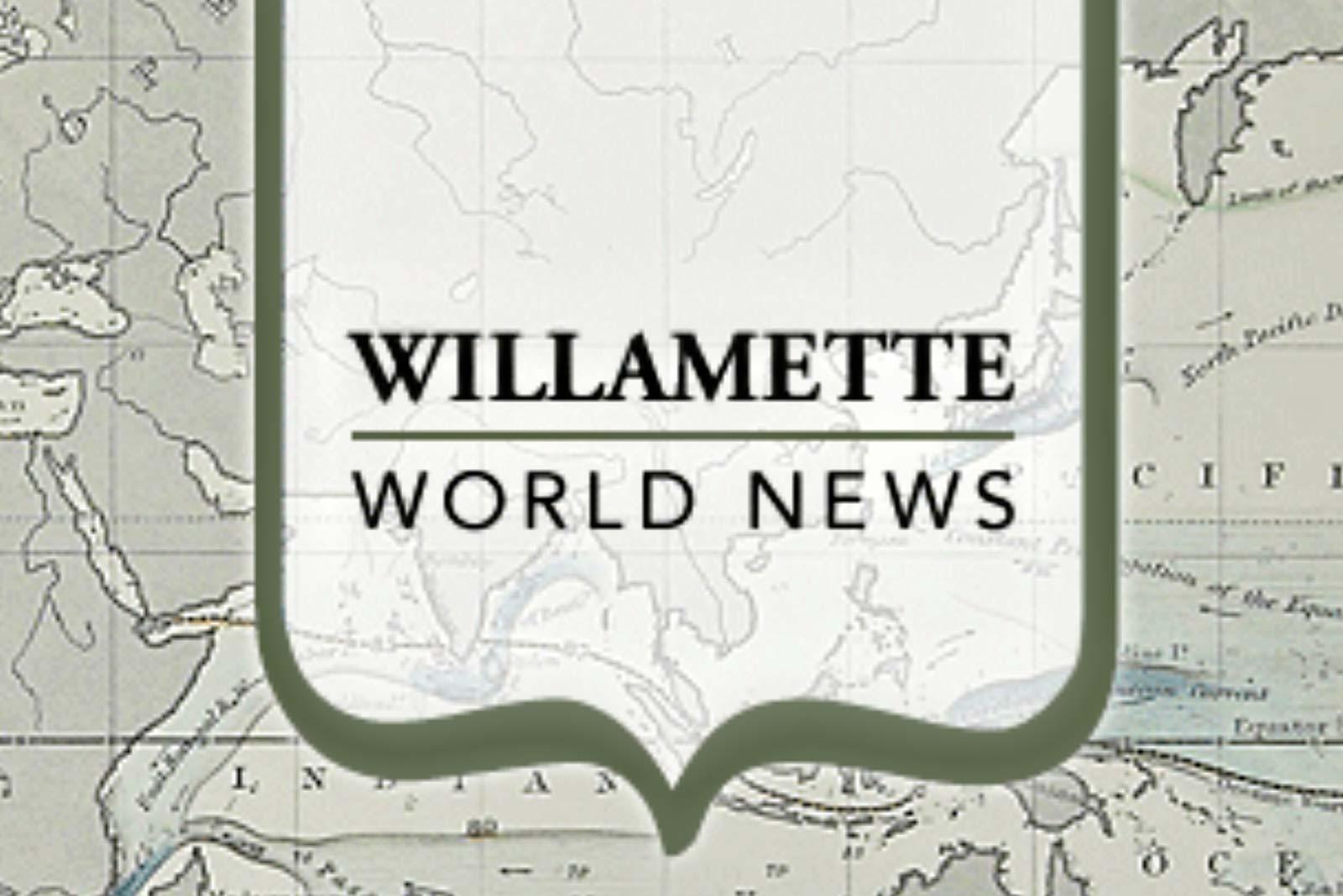 williamette world news blog